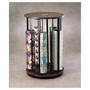 "Bags & Bows® 37 1/2"" x 24"" Suzy Rack Revolving Vertical Dispenser"