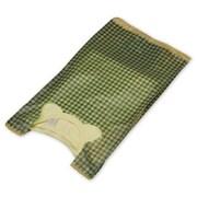 "Bags & Bows® 23"" x 11 1/2"" x 7"" Gingham High Density T-Shirt Bags"