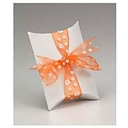 "Bags & Bows® 1"" x 3"" x 3 1/2"" Pillow Boxes, 250/Pack (255-030301-9)"