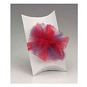 "Bags & Bows® 2"" x 5 1/2"" x 7"" Pillow Boxes, 250/Pack (255-070502-9)"