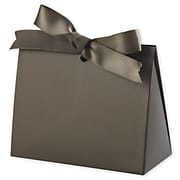 """Paper 3.75""""H x 2""""W x 4.5""""L Solid Gift Card Holders, Chocolate, 100/Pack"""