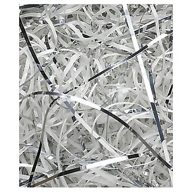 10 lbs. Metallic Veryfine Cut Fill, Silver/White Blend