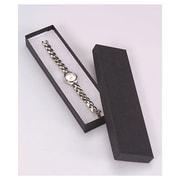 "Bags & Bows® 8"" x 2"" x 7/8"" Kraft Jewelry Boxes"