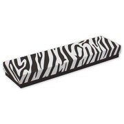 "Cardboard 0.87""H x 2""W x 8""L Zebra Jewelry Boxes, White/Black, 100/Pack"