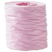 "1 1/2"" x 25 yds. Crinkle Paper Ribbon, Pink"