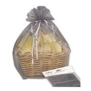 Cellophane Basket Bags, Clear