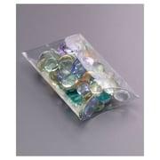 "PVC 0.75""H x 3.5""W x 5.5""L Pillow Boxes, Clear, 200/Pack"