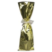 """Bags & Bows® 6 1/2"""" x 20"""" Mylar Wine Bags"""