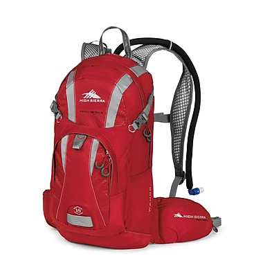 High Sierra Wahoo 14L Tech Hydration Pack Red