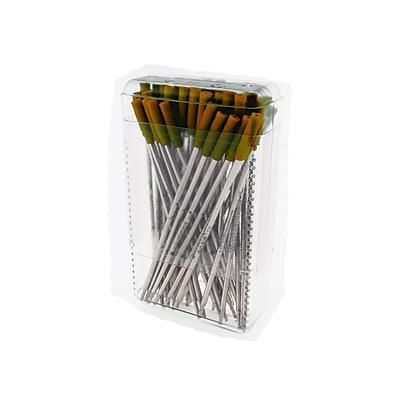Monteverde® Medium Ballpoint Refill For Cross Ballpoint Pens, Brown, 50/Pack