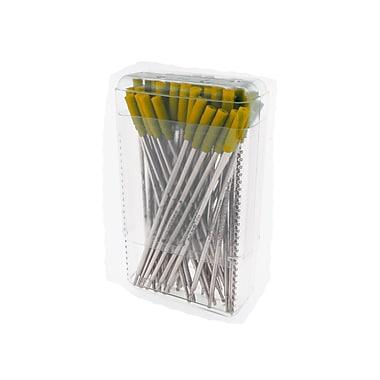 Monteverde® Medium Ballpoint Refill For Cross Ballpoint Pens, Orange, 50/Pack