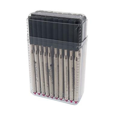 Monteverde® Soft Roll Ballpoint Refill For Lamy Ballpoint Pens, Pink, 50/Pack
