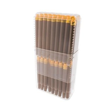 Monteverde® Ink Cartridge For Lamy Fountain Pens, Fluorescent Orange, 70/Pack