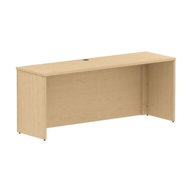 Bush 300 Series Credenza Desk Shell, 71.1