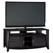 Superb Bush Furniture Aero 56 Inch TV Stand, Classic Black (MY16960 03)