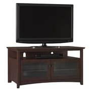"Bush Buena Vista TV Stand (Fits up to 50"" TV), Madison Cherry"