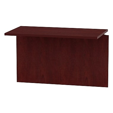 Bush Business Furniture Milano2 42W Bridge, Harvest Cherry (50B42CS)