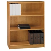 Bush Furniture Universal 48H Bookcase, Snow Maple (WL12440-03)