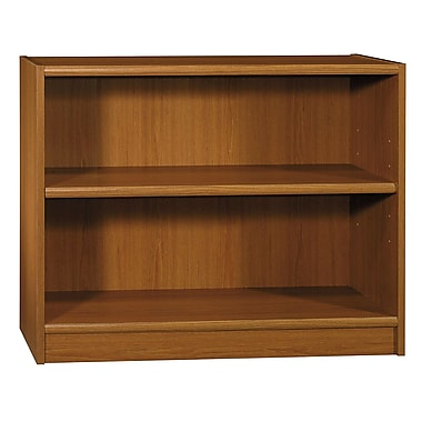 Bush 2-Shelf Bookcase, Royal Oak