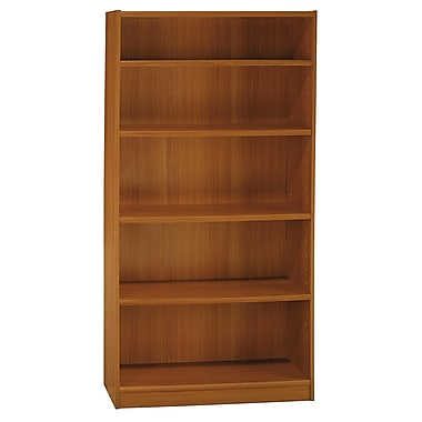 Bush Furniture Universal 72H Bookcase, Royal Oak (WL12446-03)