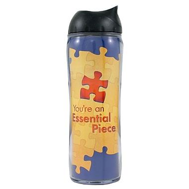 Baudville® No Spill Travel Mug, Essential Piece