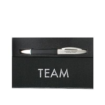 Baudville® Silver Gift Pen, T.E.A.M