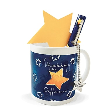 Celebration Mug Gift Set, Making the Difference