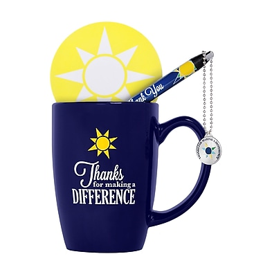 Celebration Mug Gift Set, Thanks for Making a Difference