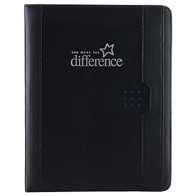 Portfolio With Notepad, You Make the Difference