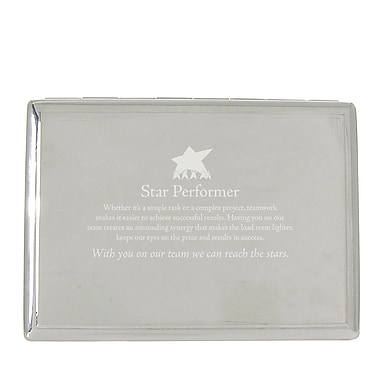 Desktop Perpetual Calendar With Organizer, Star Performer