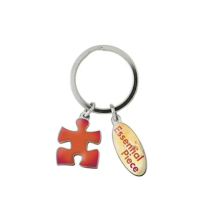 Colorful Simply Charming Key Chain, Essential Piece