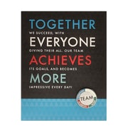Baudville® Character Pin W/ Card, T.E.A.M