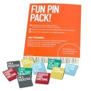 Baudville® Fun Pin Packs