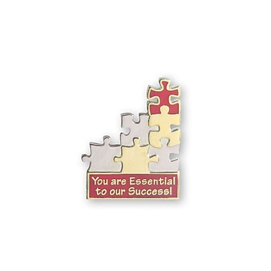 Lapel Pin, Essential to Our Success