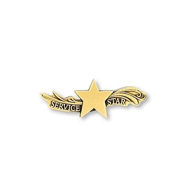 Baudville® Lapel Pin, Star Dream Service Star