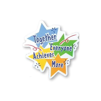 Lapel Pin, T.E.A.M Together Everyone Achieves More
