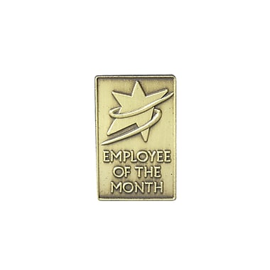 Lapel Pin, Employee of the Month