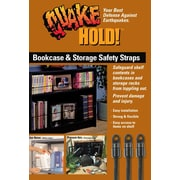 Ready America™ QuakeHOLD!™ Bookcase and Storage Strap