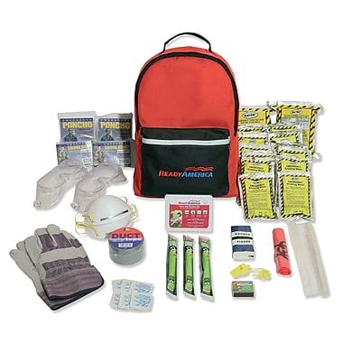 Ready America™ Grab 'N Go 2 Person 3 Days Backpack Hurricane Emergency Kit