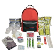 Ready America™ Grab 'N Go 2 Person 3 Days Backpack Hurricane Emergency Kit