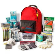 Ready America™ Grab 'N Go 4 Person 3 Days Backpack Essentials Emergency Kit