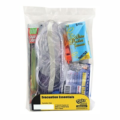 Ready America™ Evacuation Essentials Emergency Kit