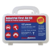 Ready America™ Industrial First Aid Kit, 122 Piece