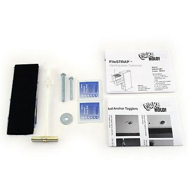 Ready America™ QuakeHOLD!™ File Cabinet Fastener Straps