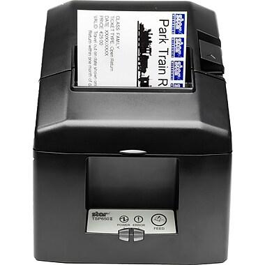 Star Micronics® TSP650 Series 203 dpi 11.81 inch/sec Direct Thermal Printer, Gray