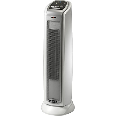 Lasko® 5775 1500 W Ceramic Tower Heater, White