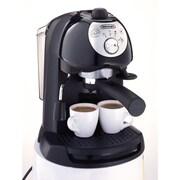Delonghi BAR32 Pump Driven Espresso/Cappuccino Maker, Black