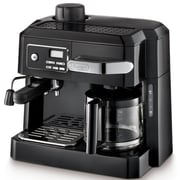 Delonghi BCO320T 10 Cup Programmable Combination Espresso and Drip Coffee Maker, Black