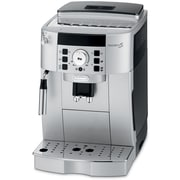 Delonghi ECAM22110 14 Cup Compact Super Automatic Magnifica Beverage Machine, Black/Silver
