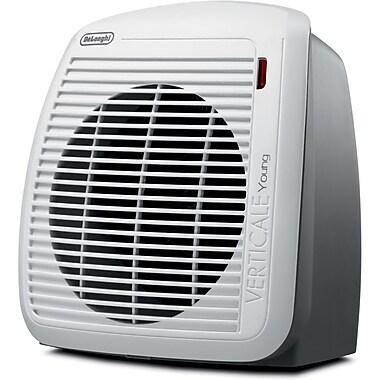Delonghi HVY1030 750 - 1500 W Fan Heater, Gray/White